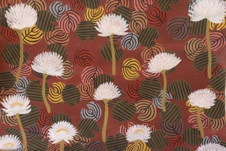 JG5542-20 Jan Grifiths History Beneath the Beauty 2020 natural pigment on paper 57x76cm